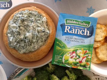 Photo of Hidden Valley Ranch Dips Mix uploaded by Maryann A.