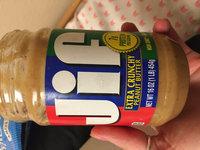 Jif Extra Crunchy Peanut Butter Spread uploaded by Robyn W.