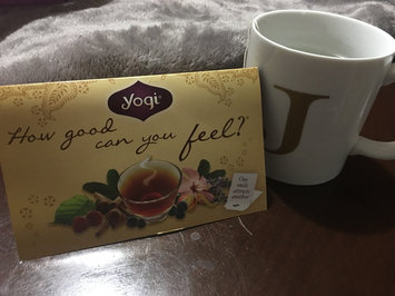 Photo of Yogi Tea Cinnamon Vanilla Healthy Skin uploaded by Jessica K.