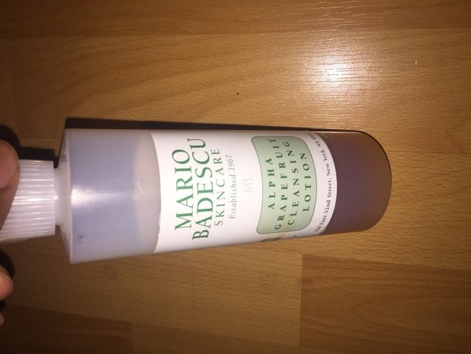 Mario Badescu Alpha Grapefruit Cleansing Lotion uploaded by Kimberly V.
