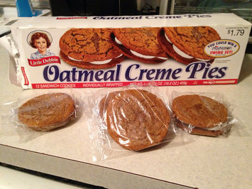 Photo of Little Debbie® Oatmeal Creme Pies uploaded by sharee b.