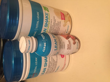 Total Lean By GNC  uploaded by Darquitta G.