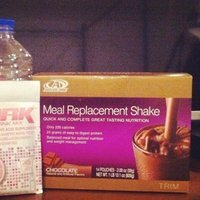 AdvoCare Meal Replacement Shakes, Chocolate uploaded by Francesca B.