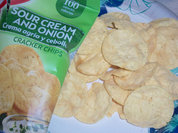 Photo of Special K® Kellogg Sour Cream & Onion Cracker Chips uploaded by Maria R.