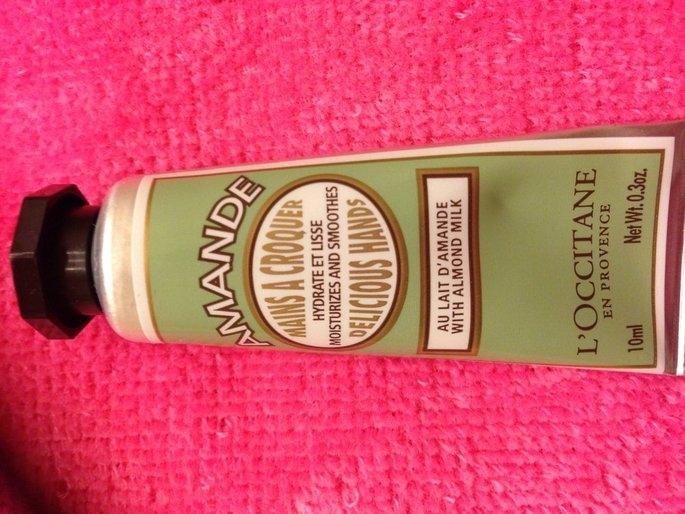 L'Occitane Shea Butter Hand Cream uploaded by Amber T.