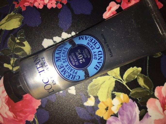 L'Occitane Shea Butter Hand Cream uploaded by Tabitha L.