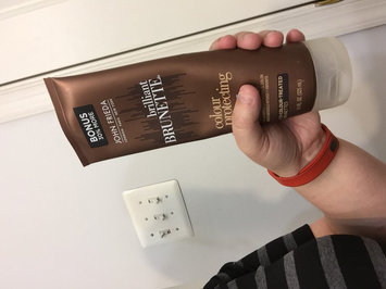 Photo of John Frieda® Brilliant Brunette Colour Protecting Moisturising Shampoo uploaded by Jami P.