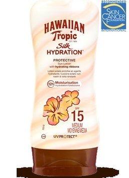 Hawaiian Tropic Silk Hydration Sunscreen Lotion uploaded by Karla M.