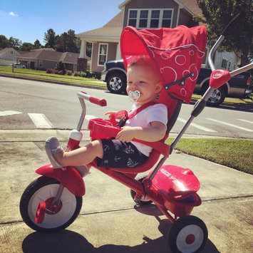 Radio Flyer Kid's 4 in 1 Trike - Red uploaded by Brittney D.