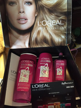 Photo of L'Oréal Paris Hair Expertise Nutrigloss Luminizer uploaded by Elizabeth J.