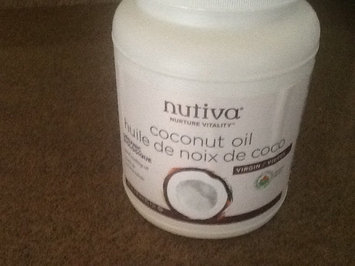 Nutiva Coconut Oil uploaded by Nicole F.