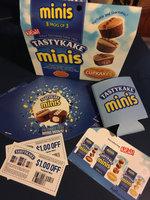 Tastykake® Mini Swirly Cupcakes uploaded by Aoki R.