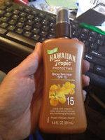 Hawaiian Tropic® Protective Sunscreen Spray with SPF 15 uploaded by Danii J.