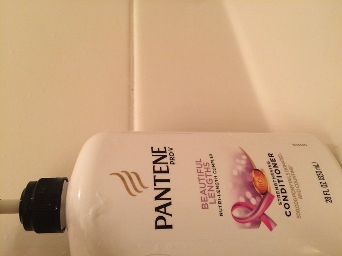 Pantene Pro-V Curl Perfection Moisturizing Conditioner - 21.1 oz uploaded by Ellie B.