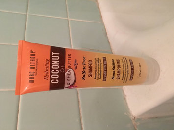 Marc Anthony True Professional Hydrating Coconut Oil & Shea Butter Shampoo, 8.4 fl oz uploaded by Beverly W.