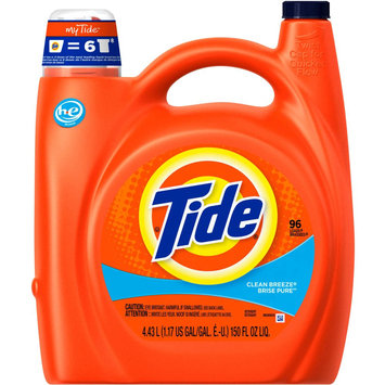 Photo of Tide Original Scent HE Turbo Clean Liquid Laundry Detergent uploaded by Diana T.