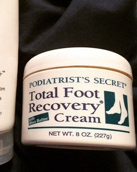 Podiatrist's Secret Total Foot Recovery Cream, 8oz. uploaded by Sarah J.