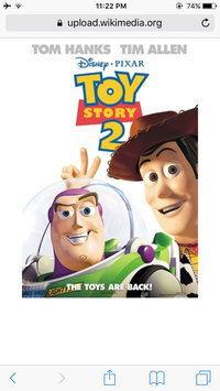 Photo of Toy Story 2 uploaded by Giselle F.