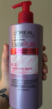 Photo of L'Oréal Paris Hair Expertise® EverPure Cleansing Balm uploaded by Savannah S.