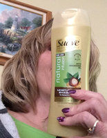 Suave Professionals Natural Infusion Shampoo, Macadamia Oil and White Orchid, 12.6 fl oz uploaded by Brenda K.