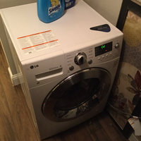 LG Electronics 2.3 cu. ft. Washer and Electric Ventless Dryer in White uploaded by Mallory C.