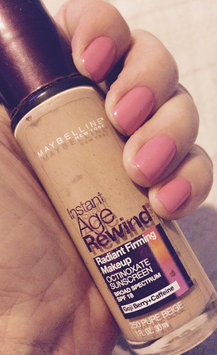 Maybelline Instant Age Rewind® Radiant Firming Makeup uploaded by Heather M.