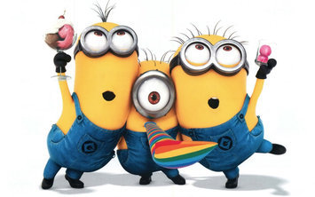 Photo of Despicable Me uploaded by Daria K.
