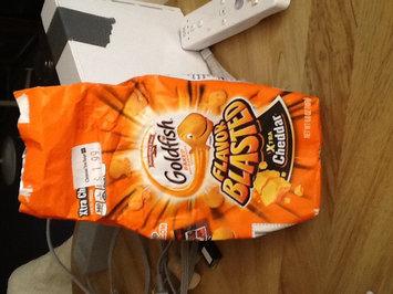 Goldfish® Flavor Blasted® Xtra Cheddar Baked Snack Crackers uploaded by Jennifer M.