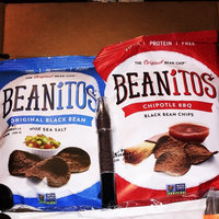 Beanitos Original Black Bean with Sea Salt Chips uploaded by Samantha E.