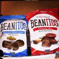 Beanitos Original Black Bean with Sea Salt Chips uploaded by Samantha E.