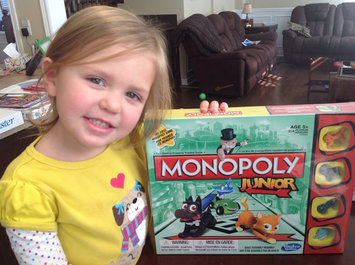MONOPOLY® Junior uploaded by Tracy F.