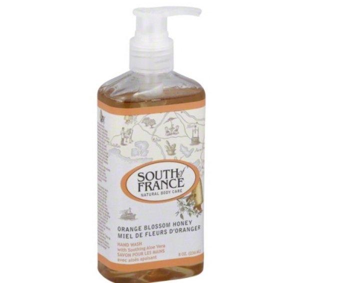South of France Liquid Soap Soothing Orange Blossom Honey 12 fl oz uploaded by Margaret V.