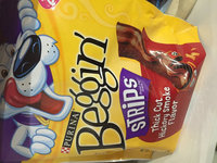 Purina Beggin' Strips Bacon & Cheese Flavors Dog Snacks uploaded by Angela S.