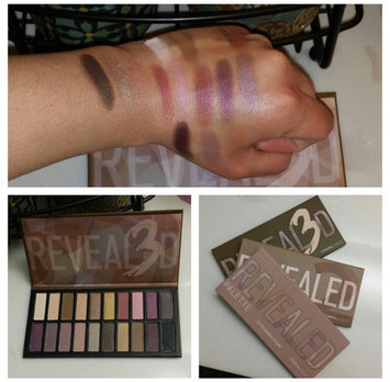 Coastal Scents Revealed 3 Palette uploaded by Sarai R.