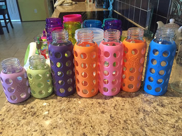 Lifefactory® Silicon Water Bottles uploaded by Megan C.