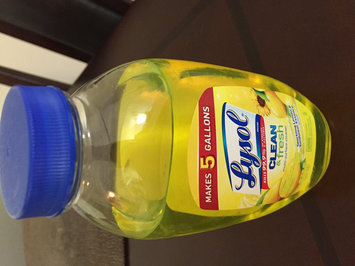 Photo of Lysol Clean & Fresh Multi-Surface Cleaner, Hawaiian Sunset Essence, 28 oz uploaded by Cassandra T.