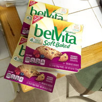 Nabisco belVita Mixed Berry Soft Baked Breakfast Biscuits uploaded by Jeanne A.