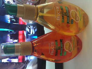 Photo of Garnier Fructis Style Unruly Hair Oil, 5.1 oz uploaded by Manda D.