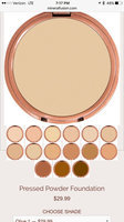 Mineral Fusion Pressed Powder Foundation uploaded by Brashell C.