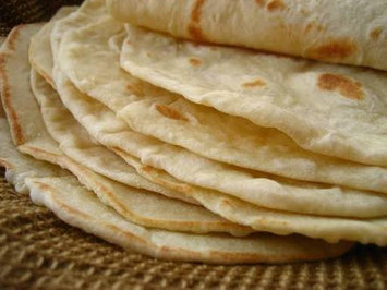 Photo of LA Comida: Tortillas Corn uploaded by Janaina C.