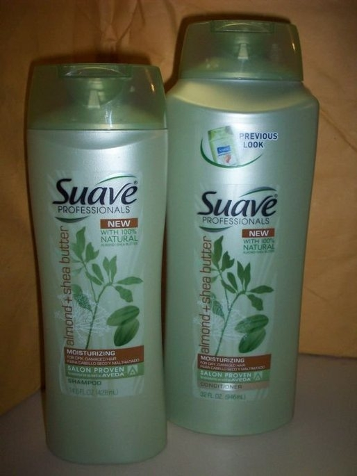 Suave Moisturizing Shampoo uploaded by Gardenia J.