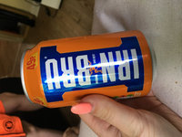 Irn-Bru Carbonated Citrus Flavor Soft Drink uploaded by Sadie-Rae M.