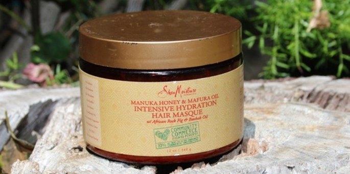 SheaMoisture Manuka Honey & Mafura Oil Intensive Hydration Hair Masque uploaded by Diamond H.