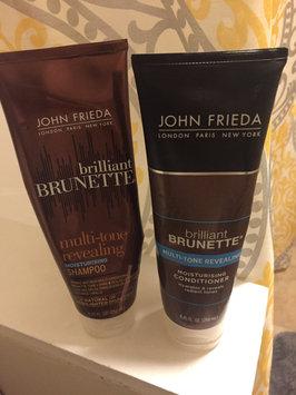 Photo of John Frieda® Brilliant Brunette Colour Protecting Moisturising Shampoo uploaded by Nicole H.