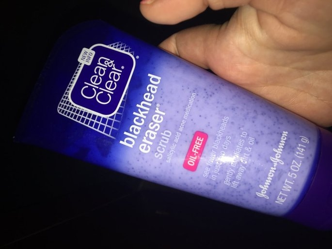 Clean & Clear Blackhead Eraser uploaded by Mercades S.
