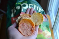 popchips Sea Salt Veggie Chips uploaded by Crystal A.