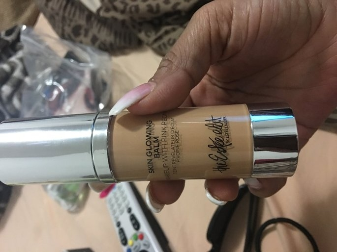 The Estée Edit by Estée Lauder Skin Glowing Balm Makeup with Pink Peony uploaded by Samantha D.
