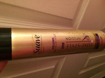Photo of Suave® Volume Plump Non-Aerosol Hairspray uploaded by Ashley B.