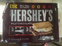 Hershey's Bars Milk Chocolate uploaded by Melissa H.