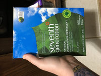 Seventh Generation Free & Clear Dishwasher Detergent Powder uploaded by Nicole C.